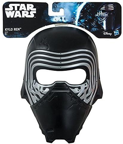 Hasbro Star Wars Kylo Ren Maske für Kinder-Kostüm (Padawan Star Wars Kostüm)