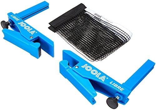 JOOLA Tischtennis Netzgarnitur Libre Netz, blau/schwarz