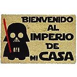 koko doormats Felpudo Con Diseño Imperio, Coco..