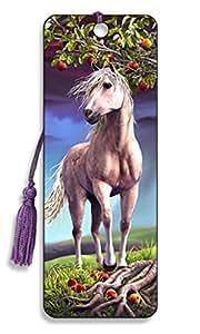 Marque-page 3d–Cheval Paradis–pour livres enfants tout le monde
