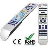 RM-Series Télécommande de remplacement pour TCL RC199492501