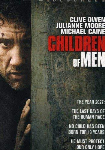 Children of Men by Clive Owen
