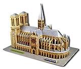 Puzzle 3D Notre Dame de Paris 37,5 cm