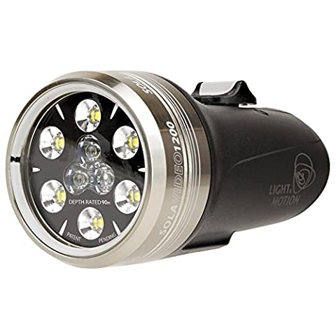 Light and Motion SOLA 1200 Video Light