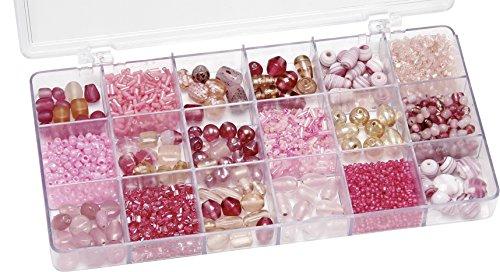 gutermann-knorrprandell-6050220-boite-a-bijoux-rose-l