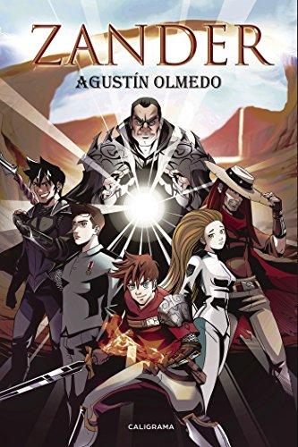 Zander por Agustín Olmedo