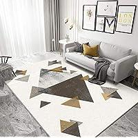 YZ-YUAN Tapis, Chambre à Coucher, Table Basse, Couverture Nordic Moderne Minimaliste Maison Chambre Chevet Tapis Salon,2.4×3.4m