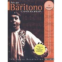 Cantolopera Volume 2 (Arie) +CD - Bar/Po