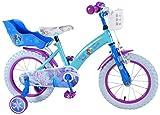 14 Zoll Mädchenfahrrad Kinderfahrrad Fahrrad Frozen