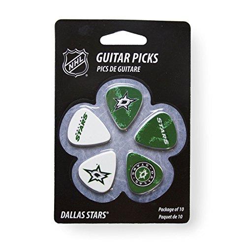 Woodrow Guitar by The Sports Vault NHL Unisex NHL ER Gitarre Plektrum Plektron Picks (10) 1von 1von 3/16Zoll, Unisex, grün, 1
