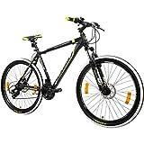 Galano 27,5 Zoll 650B MTB Toxic Mountainbike Scheibenbremsen Shimano