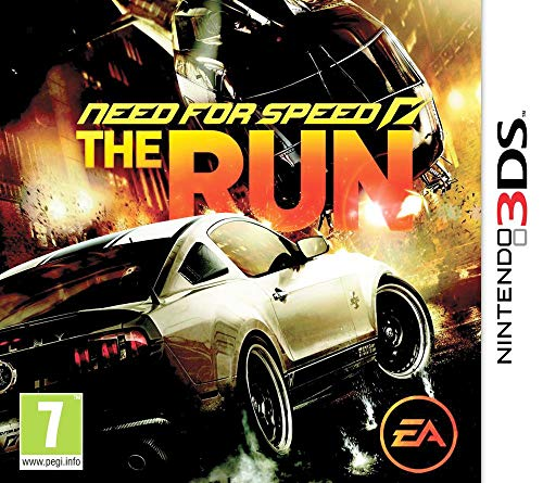 Need for speed : the run [Nintendo 3DS]