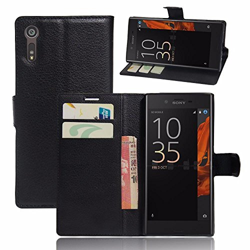 sony-xperia-m-c1904-c1905-black-high-quality-pu-leather-flip-case-cover-plus-stylus-pen-screen-prote