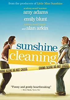 Sunshine Cleaning by Amy Adams