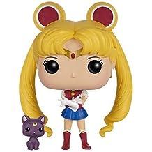 Funko Moon & Luna Figura de Vinilo, colección de Pop, seria Sailor ...