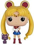 Funko 6350 - Sailor Moon, Pop Vinyl Figure 89 Sailor Moon And Luna
