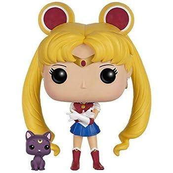 FunKo POP Anime - Sailor Moon - Sailor Moon w/ Luna