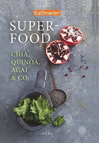 Image of EatSmarter: Superfood: Chia, Quinoa, Acai & Co.