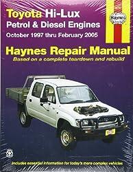 Toyota Hi-Lux P&D Automotive Repair Manual: 97-05 (Haynes Automotive Repair Manuals) by Jeff Killingsworth (2007-05-19)
