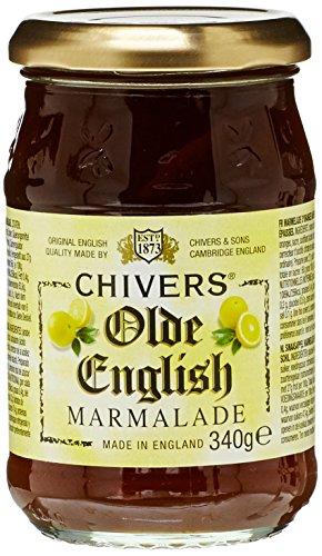 Chivers Olde English Marmelade à L'Orange 340 g - Lot de 3