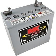 MK M22NF SLD G - Batería de gel para sillas de ruedas y motos (12