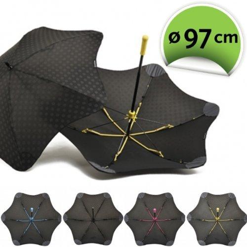 Blunt Mini+ Aqua Blue RTS Compact Collapsible Umbrella Mini +