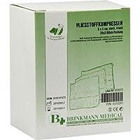 VLIESSTOFF-KOMPRESSEN 5x5 cm steril 4fach 50 St Kompressen preisvergleich bei billige-tabletten.eu