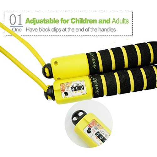 Aoneky-9ft-Adjustable-Digital-Skipping-Rope-with-Counter-for-Kids-and-Adults-Best-Jumping-Rope-Gift-Black