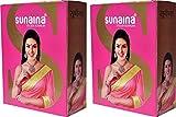 Sunaina Sticker Kumkum Combo of 2 Maroon...
