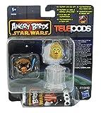 Hasbro A6058 - Angry Birds Telepods versione Star Wars, modelli assortiti