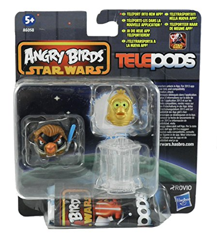 Hasbro A6058 - Angry Birds Telepods versione