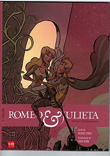 Romeo y Julieta (Clasicos en cómic) por Ricardo Gómez Gil