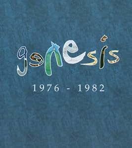 Genesis 1976 - 1982 (coffret 6 SACD Hybrides + 6 DVD)