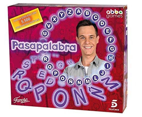 Juegos de Sociedad Telecinco - Pasapalabra adultos (Famosa 700010990)