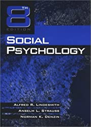 Social Psychology by Alfred R. Lindesmith (1999-03-22)