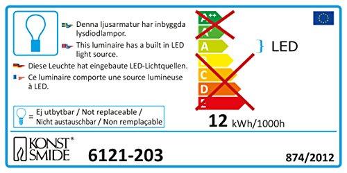 Konstsmide 6121-203 LED Acrylfigur Rentier für Außen - 2