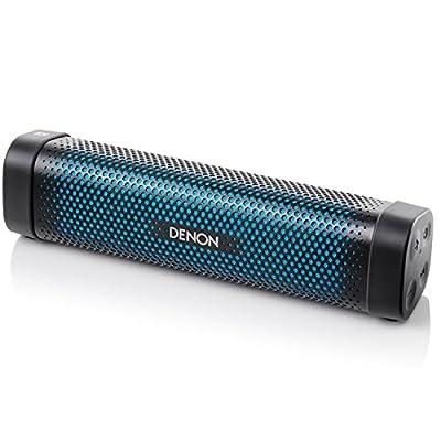 Denon Envaya DSB100BKEM Mini Diffusore Stereo Portatile con Bluetooth, Nero in promozione da Polaris Audio Hi Fi