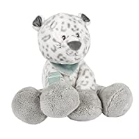 Nattou Loulou, Lea, and Hippolyte - Cuddly Lea The Snow Leopard
