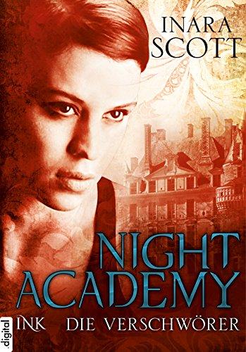 Night Academy - Die Verschwörer (German Edition)