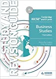 Cambridge IGCSE and O Level Business Studies Study and Revision Guide 3rd edition (English Edition)