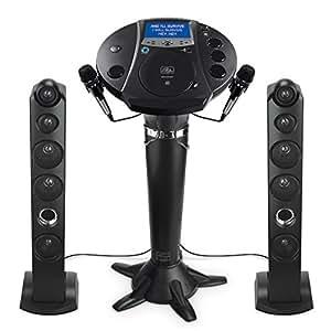 Singing Machine ISM1030BT BK Karaoke - Black