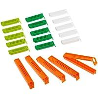 Kitchen Craft - Clip sacchetti, confezione da