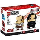 Rey & Kylo Ren™ - Limited Edition - Match Rey against Kylo Ren™ in a LEGO® BrickHeadz Lightsaber duel!