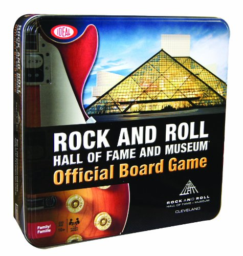 Ideal Rock and Roll Hall of Fame and Museum Board Game (Museum Board)