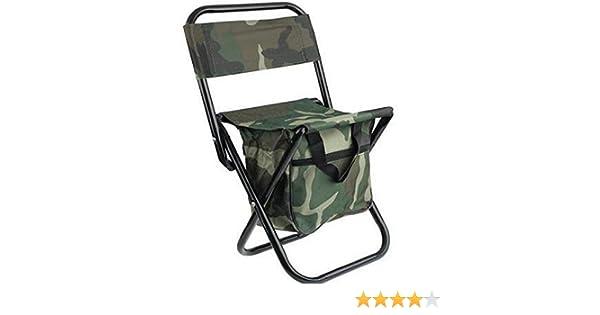 Dobo sedia portatile pieghevole da campeggio pesca caccia o