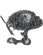Suraj Chain Smart Doggie Heavy Weight Dog Chain With Brass Hook, 152Cm X 350Gm