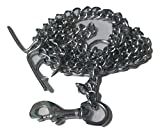 #7: Suraj Chains Med. Heavy Weight Dog Chain with Brass Hook, 152cm x 350gm
