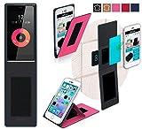 Obi Worldphone SF1 Hülle in pink - innovative 4 in 1