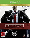 Hitman Definitive Steelbook Edition Xbox One Game