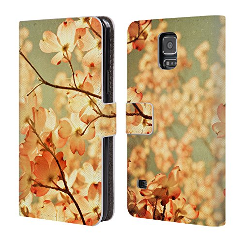 official-olivia-joy-stclaire-vintage-pink-nature-leather-book-wallet-case-cover-for-samsung-galaxy-s